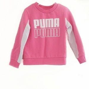 Puma Crew Neck Sweatshirt size 4